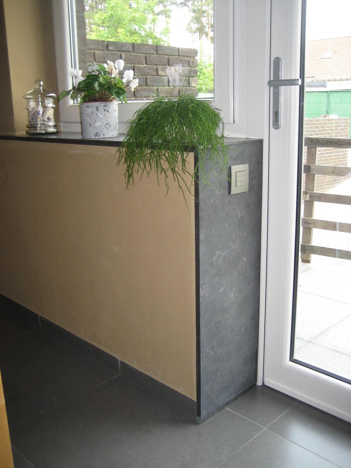 Fenstertafeln - Innenbereich