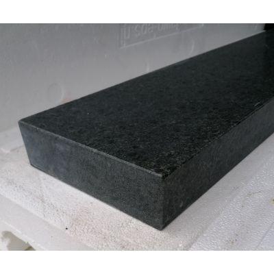 Dorpel graniet Angkor Black 115 x 18 x 5 cm