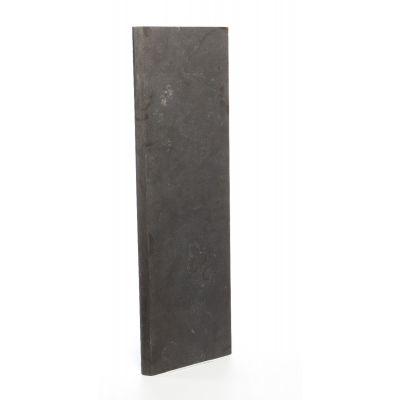 Giebelsockel aus chinesischem Hartstein 100 x 40 x 3 cm
